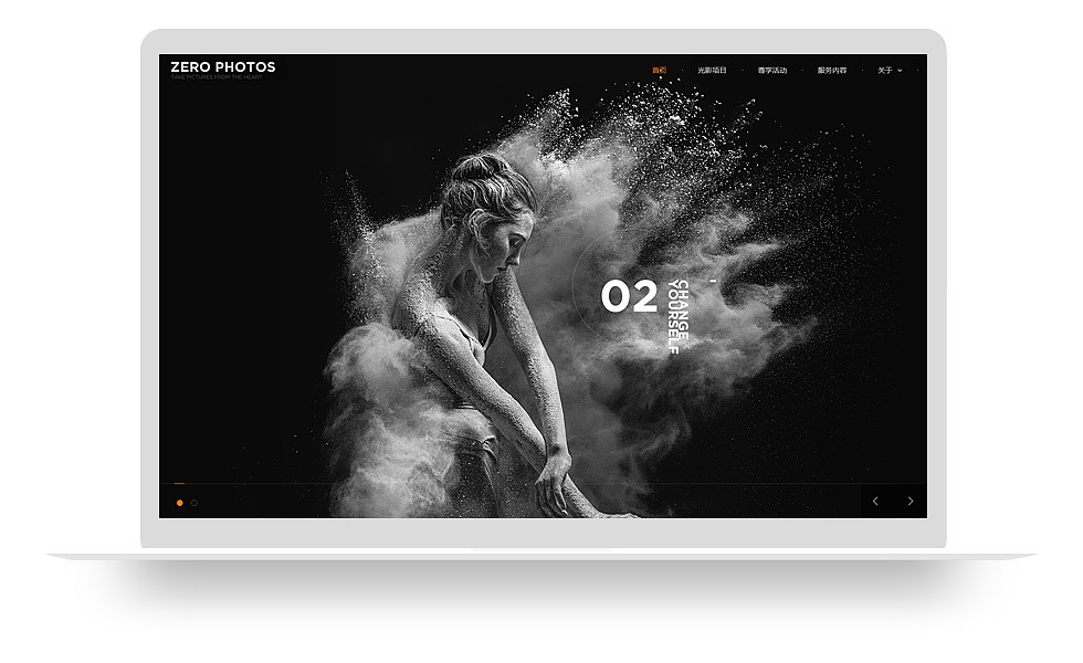 艺术摄影网站
