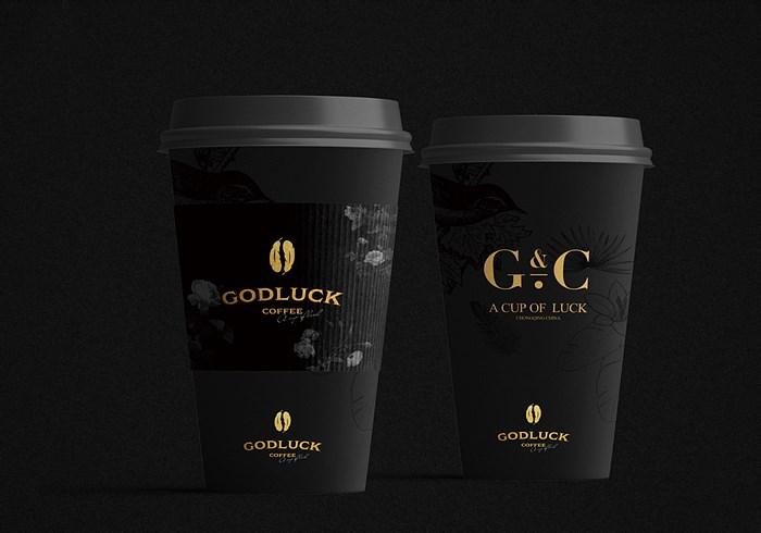 GOD LUCK咖啡